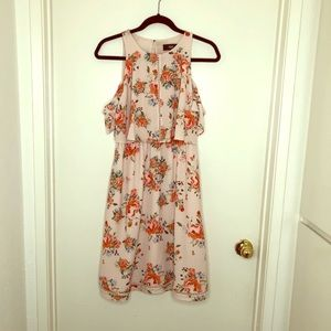 Mossimo Dress Light Pink Floral